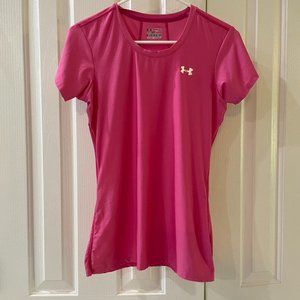 Under Armour Heat Gear Fitted Size Medium